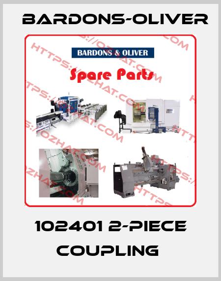 Bardons-Oliver-102401 2-PIECE COUPLING  price