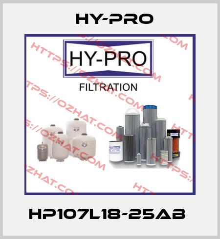 HY-PRO-HP107L18-25AB  price