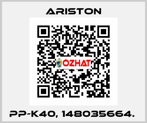 ARISTON-PP-K40, 148035664.  price
