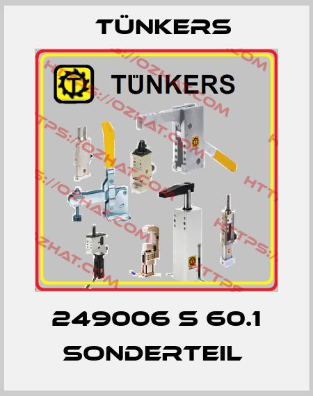 Tünkers-249006 S 60.1 SONDERTEIL  price